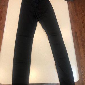 H&M Size 2 Black Pants